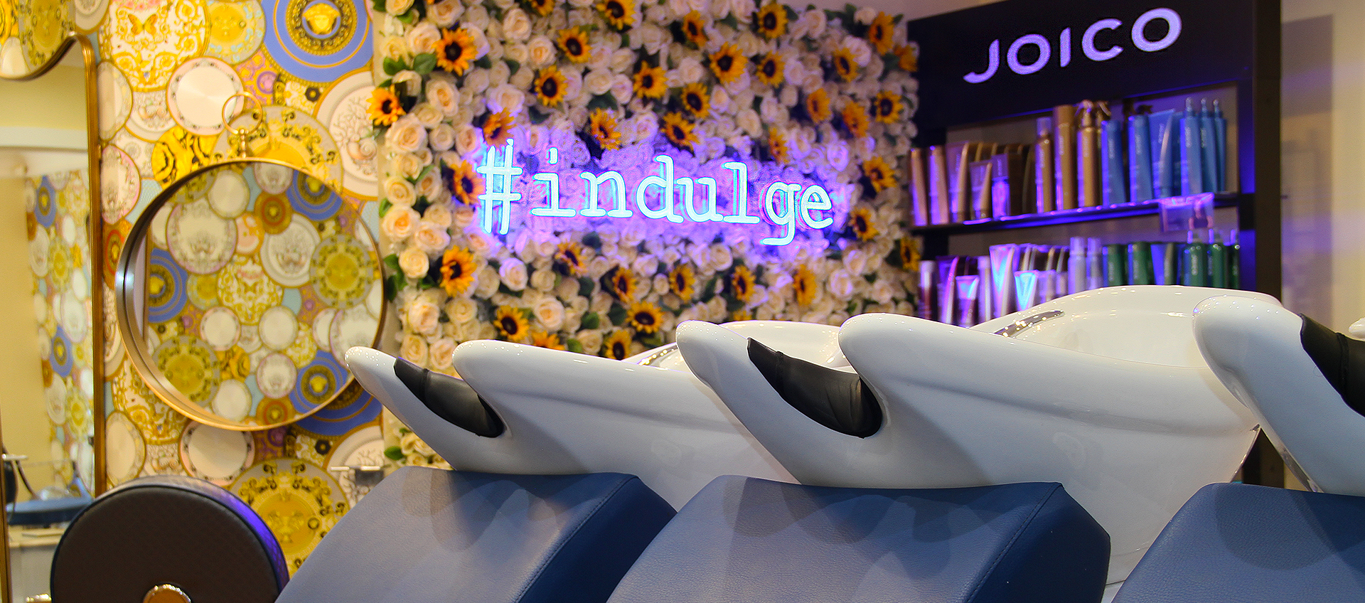 Indulge Hairdressing Inside Hair Salon Image One
