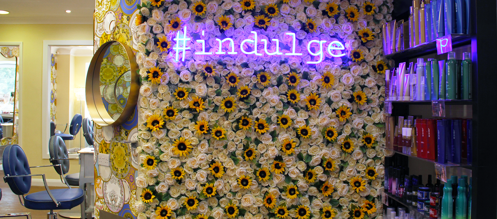 Indulge Hairdressing Inside Hair Salon Image Three