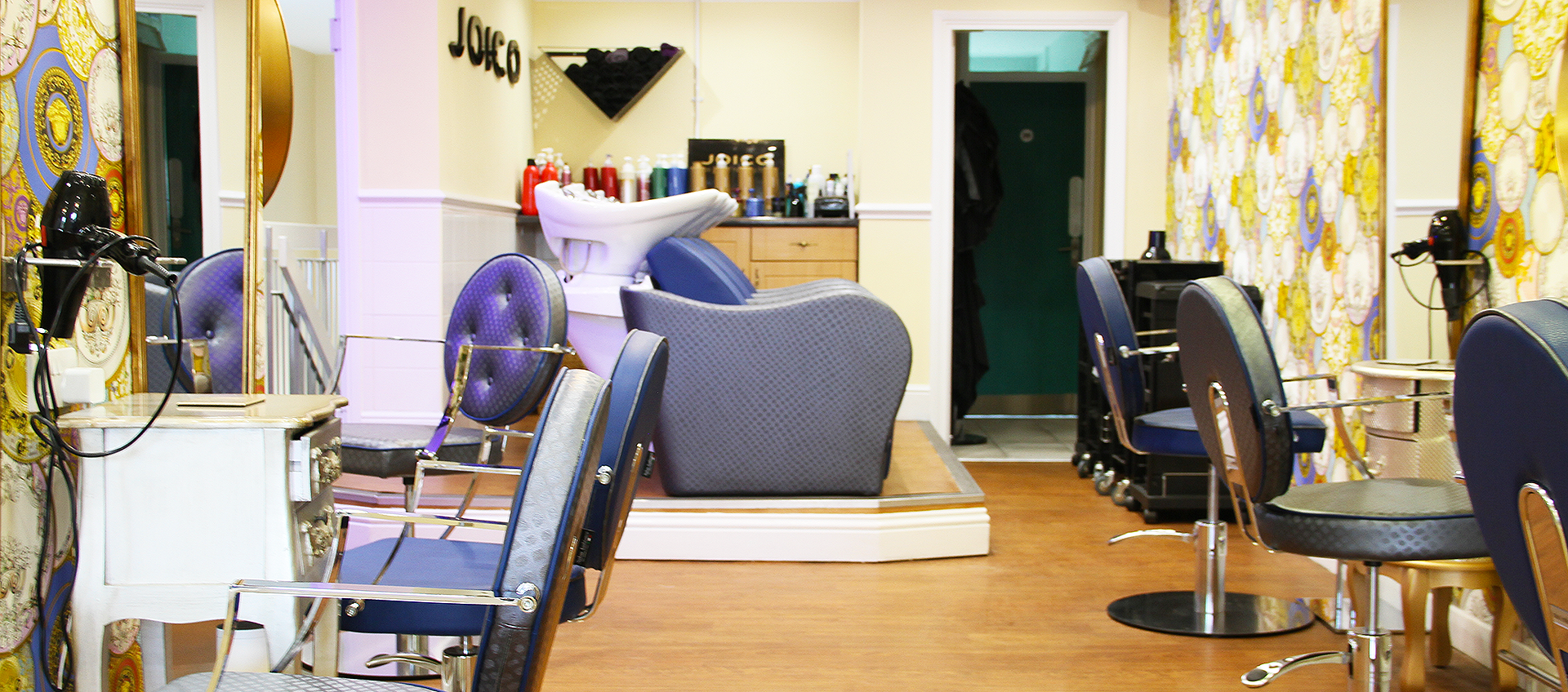 Indulge Hairdressing Inside Hair Salon Image Five
