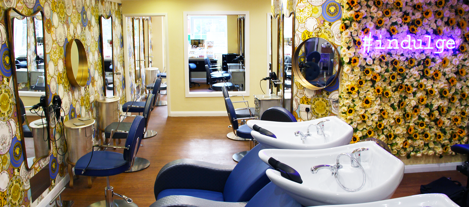 Indulge Hairdressing Inside Hair Salon Image Seven