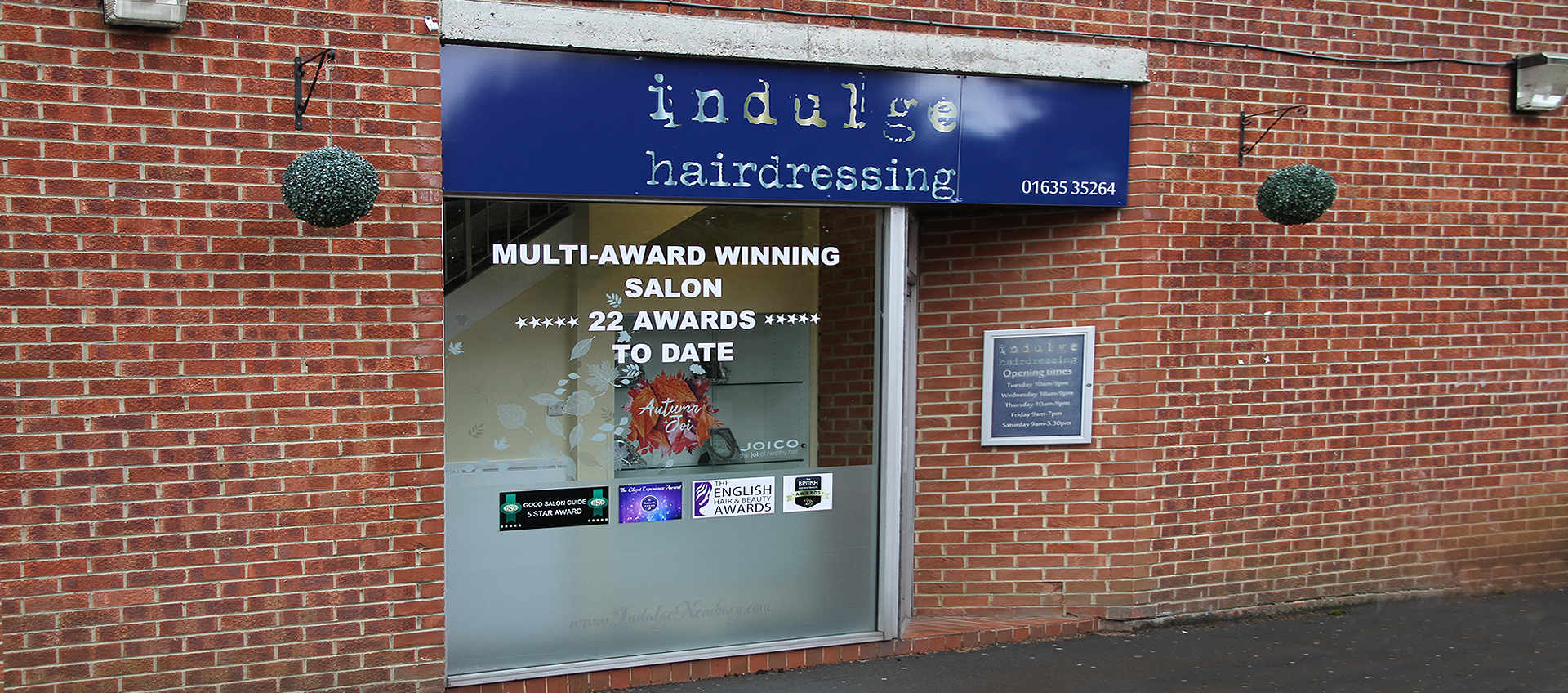 Indulge Hairdressing Inside Hair Salon Image Ten